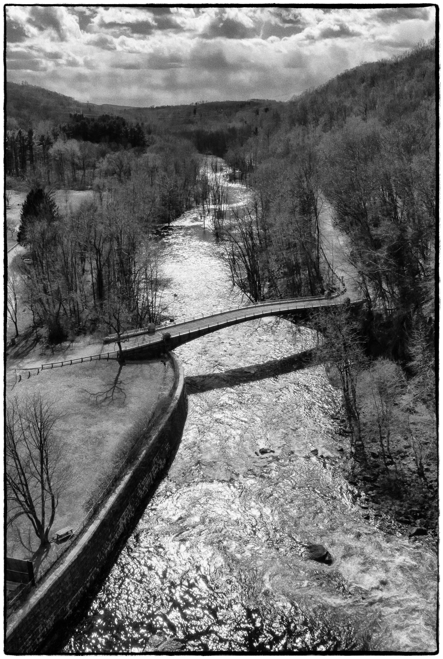 Croton Gorge A River Runs Through It Photography
