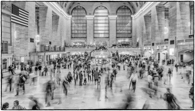 Rush Hour, Grand Central Terminal