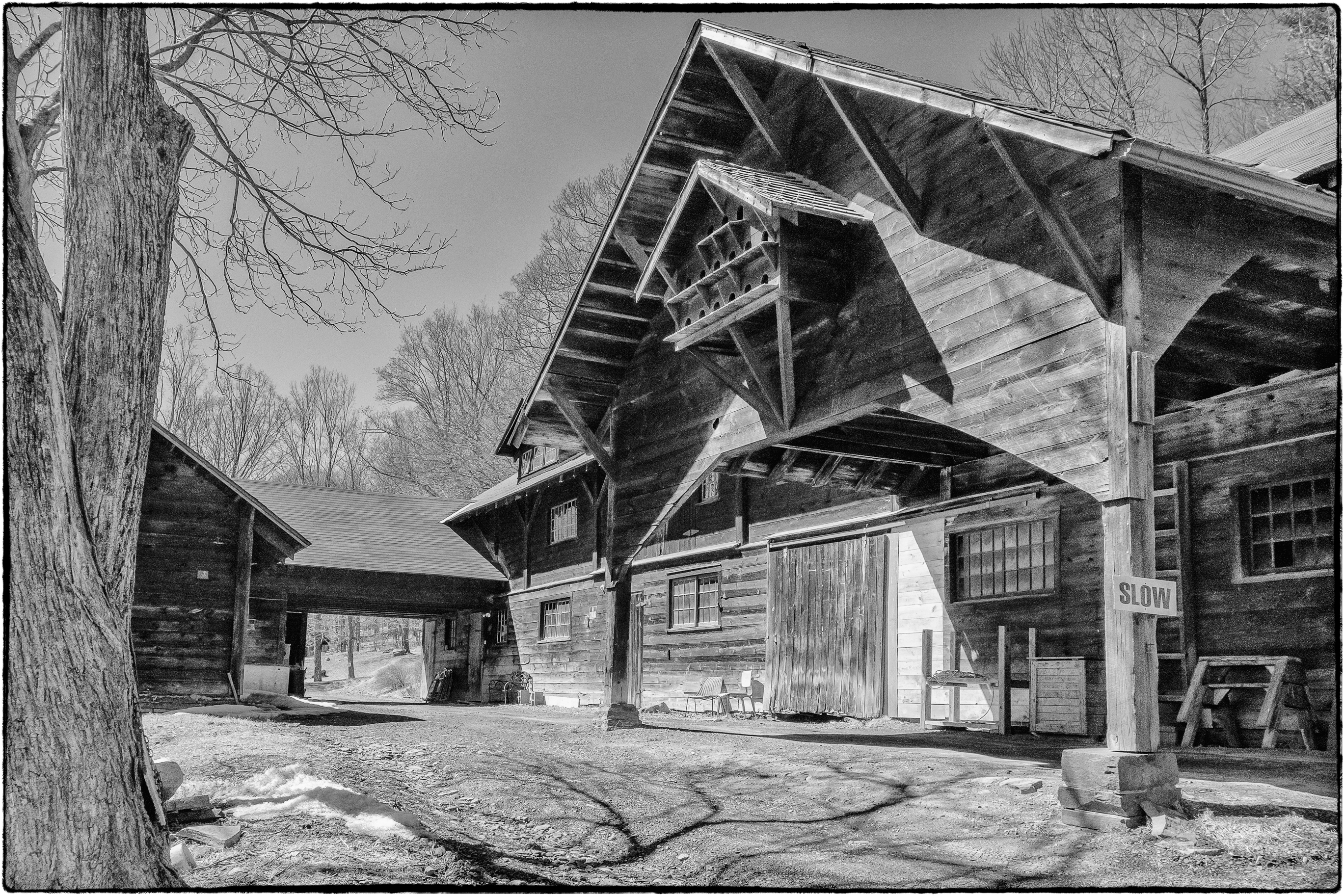 Byrdcliffe Art Colony, Woodstock, NY – Photography, Images