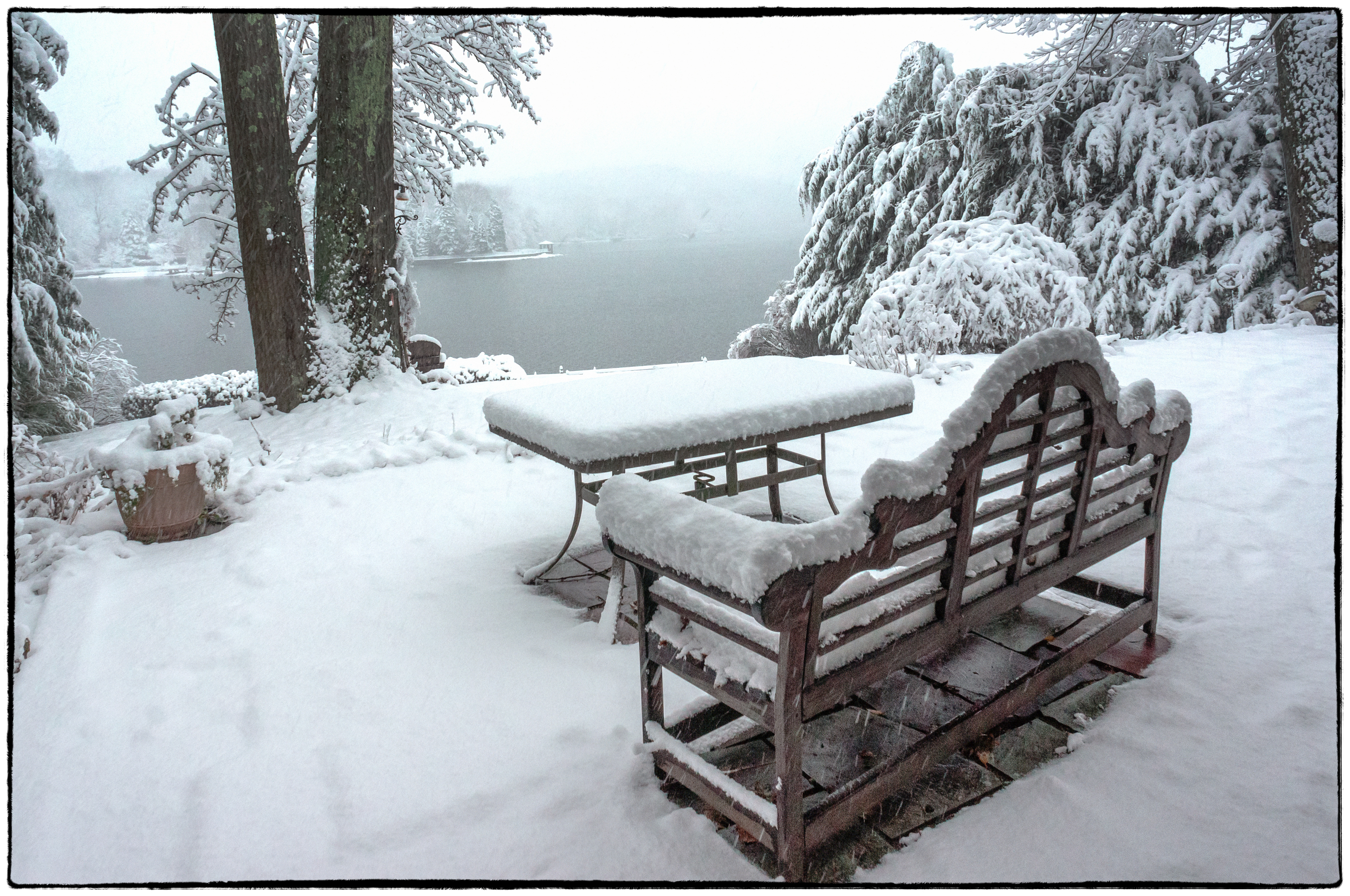 First Serious Snow Of Winter 2014  Photography, Images. Natural Patio Stone Home Depot. Garden Grove Patio Furniture. Back Patio Cellars. Patio Furniture For Sale In Gauteng. Aluminum Patio Covers Kits. Back Porch Fireplace Ideas. Garden Patio Cover. Building A Roof Over Your Patio