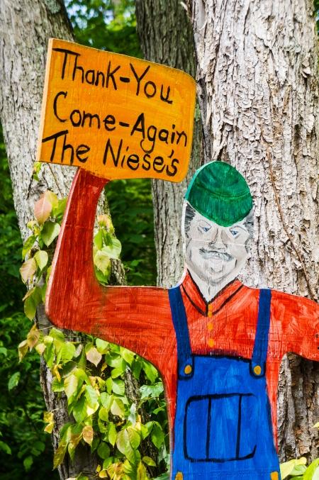 Leaving Niese's