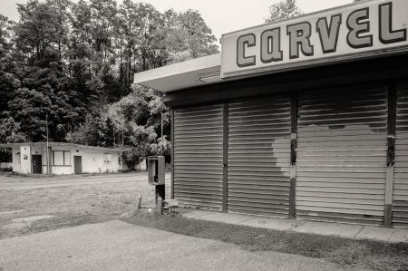 Abandonned Carvel