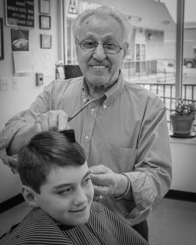 Barber, Ossining NY